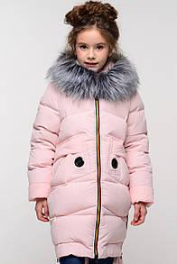 Зимняя теплая куртка детская подростковая
