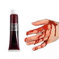 Кров штучна на Хелловін, 40 мл, Кровь искусственная на хэллоуин, фото 3