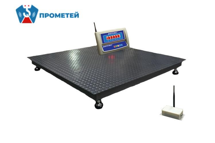 Весы ВПД-2020Р напольные беспроводные
