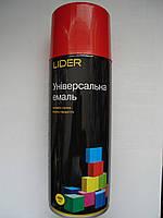Аэрозольная краска Ral 3020 (Красная) 400мл