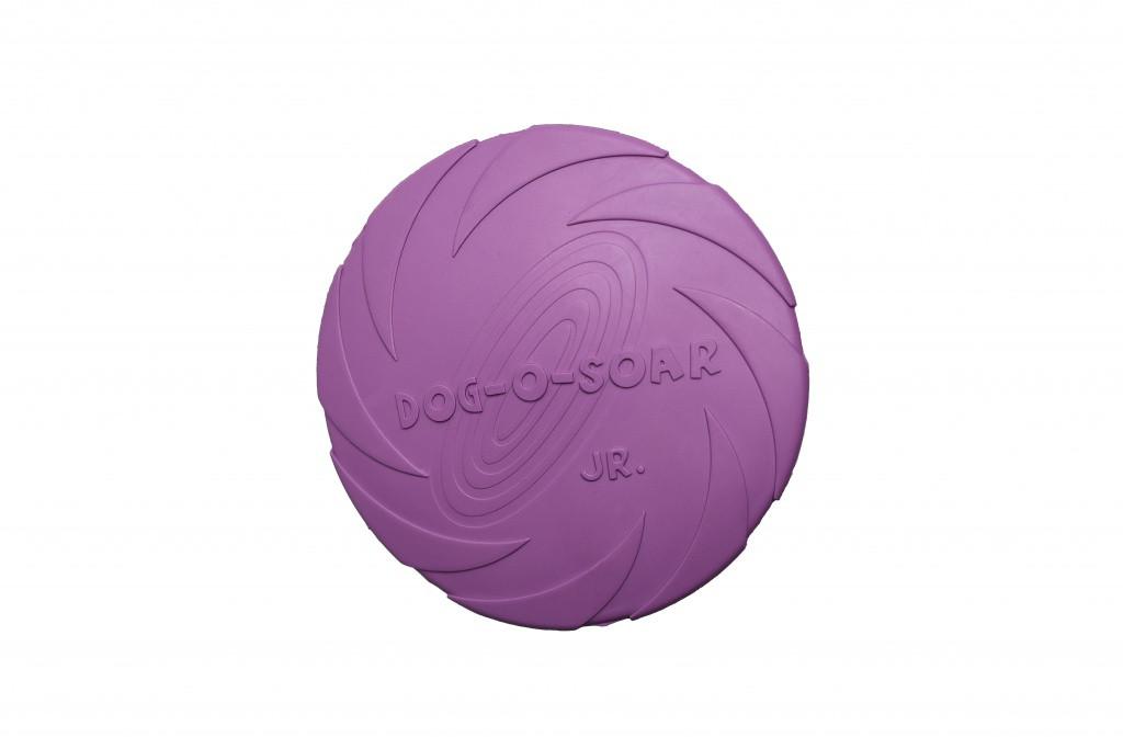 Игрушка для собак Диск резиновый Pet Nova 15 см Фиолетовый