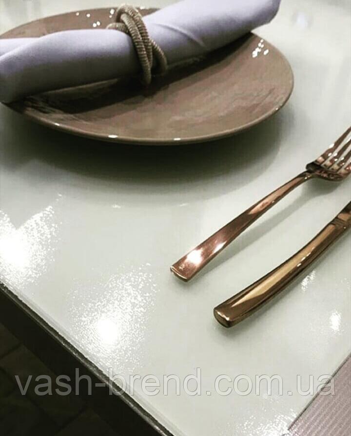 М'яке скло на стіл матова скатертину товщина 2 мм