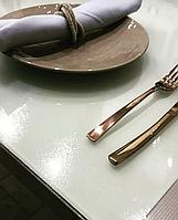 Мягкое стекло на стол матовая скатерть толщина 2 мм