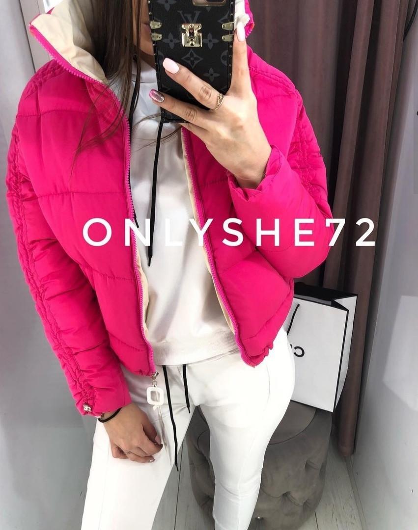 Женская модная курточка  ЛЯ7273