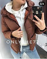 Женская модная куртка  ЛЯ72101, фото 1