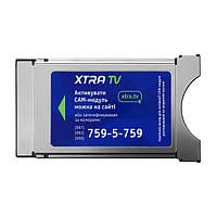 Xtra TV CAM модуль CI+ Verimatrix с абонплатой