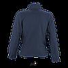 Женская флисовая куртка NORTH WOMEN, т.синий, SOLS, размеры от S до XXL, фото 2