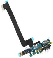 Шлейф для Xiaomi Mi4 с разъемом зарядки и микрофоном Original