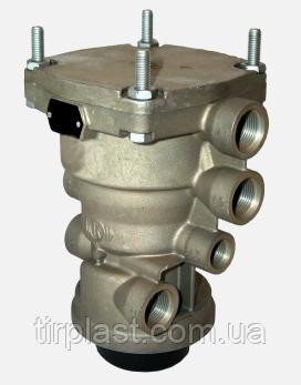Тормозной кран прицепа Renault Premium Kerax кран тормозной Рено прицепа