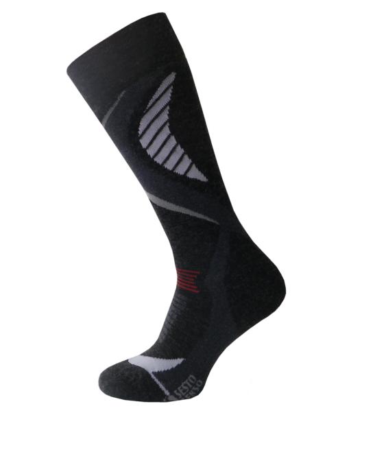 Спортивні лижні шкарпетки Sesto Senso Extreme Ski Sport (original) з вовною зимові теплі, термошкарпетки