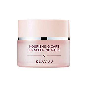 Нічна маска для губ Klavuu Nourishing Lip Care Sleeping Pack, 20гр