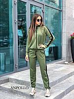 Женский стильный спортивный костюм в расцветках НП-1-0919 (810)