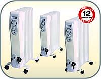 Масляний обігрівач Термія DF-250P3-11 2,5 кВт