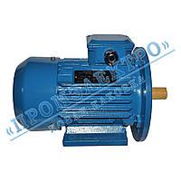 Электродвигатель трехфазный АИР 90LB8 1,1кВт 750об/мин (IM 2081) Лапа+фланец