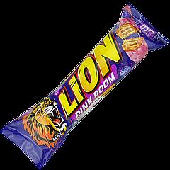 Батончик Lion Pink Boom 42г, 48 шт/ящ