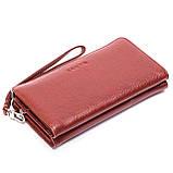 Клатч-кошелек Karya 0701-9 мужской кожаный коричневый, фото 3