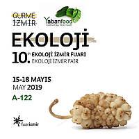 Ekoloji Izmir 2019 - Izmir Organic Products Fair
