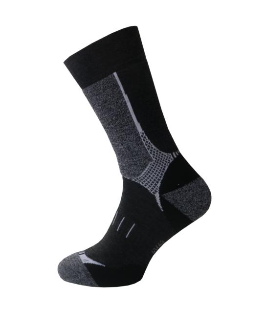 Спортивные треккинговые носки Sesto Senso Trekking Winter (original) с шерстью зимние теплые, термоноски SportLavka