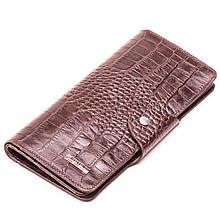 Чоловічий гаманець гаманець шкіряний коричневий BUTUN 645-002-004