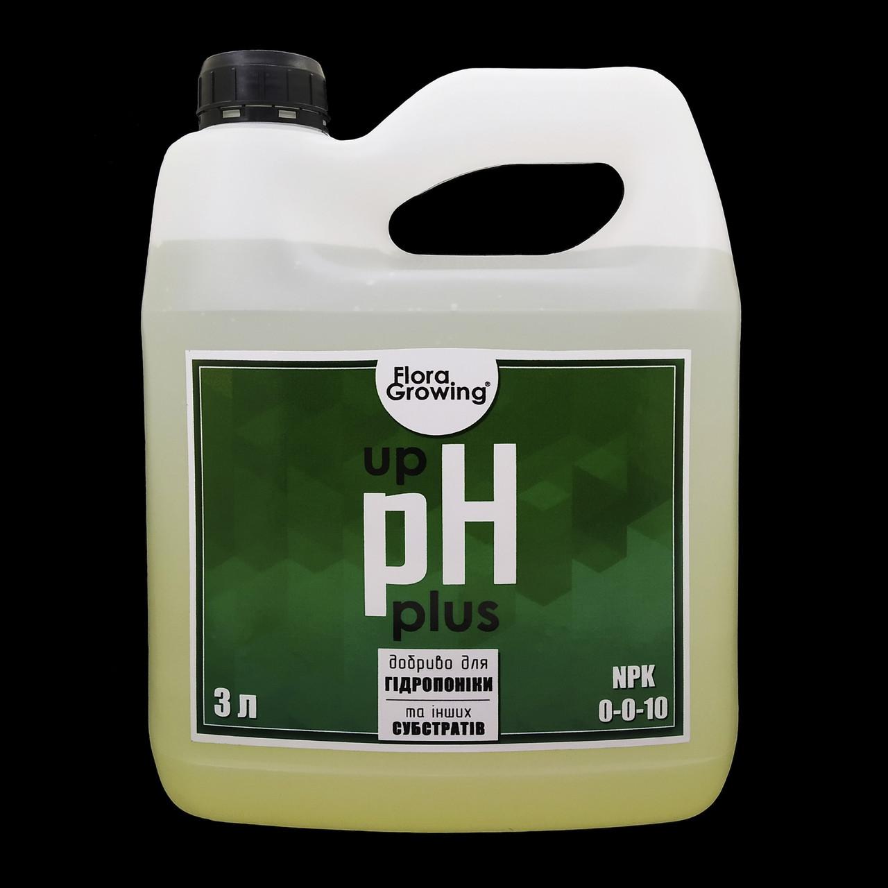 3 л Корректор pH Up/plus