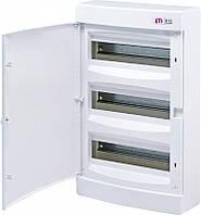 Щит розподільчий зовнішній ETI ECT 36 PO на 36 модулів(3х12)