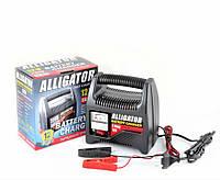 Alligator Зарядное устройство для автомобиля трансформаторное AC 802 Гарантия 12 месяцев.