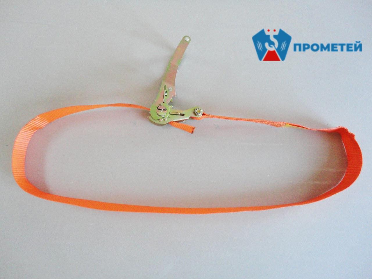 Стяжной ремень кольцевой 5 т. 1-10 метров (цена за 1 метр)
