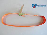 Стяжной ремень кольцевой 5 т. 1-10 метров (цена за 1 метр), фото 1