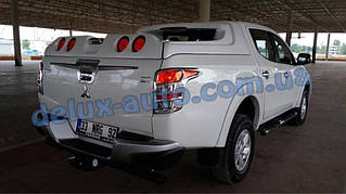 Крышка кузова GRANBOX на Mitsubishi L200 2019+ Крышка кузова ГранБокс на Митсубиси л200 2019+