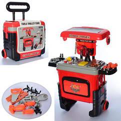 Детский стол с инструментами 3602A