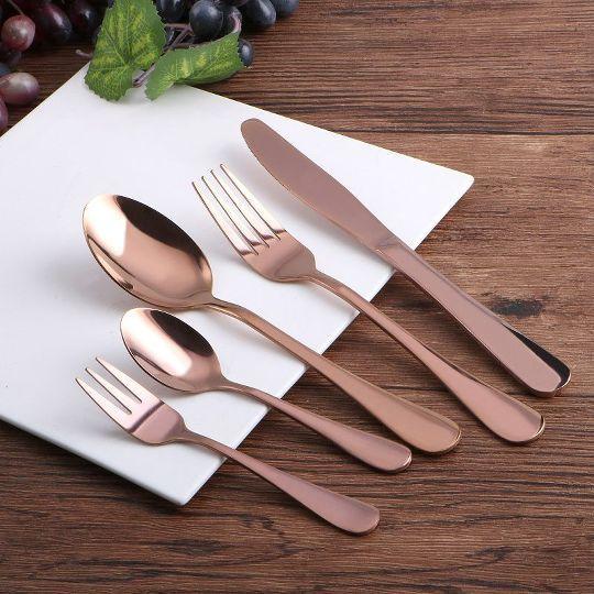 Ложки, вилки, ножи и др. кухонный инвентарь