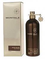 MONTALE AOUD MUSK EDP 100 мл унисекс парфюмированная вода
