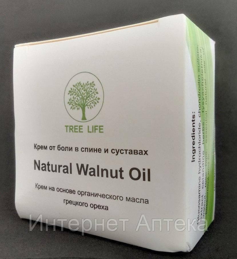 Крем от боли в спине и суставах нейчирал велнут ойл-Natural Walnut Oil