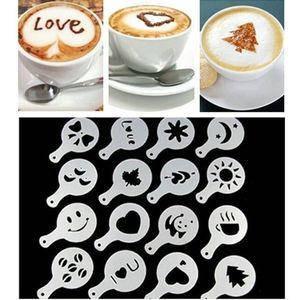 Трафареты для кофе top-729, фото 2