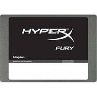 "SSD Накопитель Kingston HyperX Fury 120GB 2.5"" SATAIII MLC (SHFS37A/120G) (127126717)"
