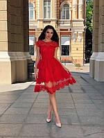 Женское стильное платье  ЛЯ1942