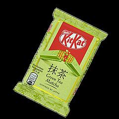 """Батончик Kit Kat """"Green Tеа"""", 41.5г, 24шт/ящ"""