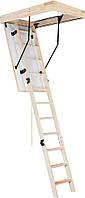 Чердачная лестница OMAN Termo S (120х70), фото 1