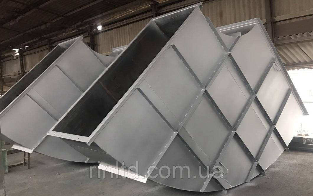Изготовление металлоконструкций и металлоизделий - производство Запорожье