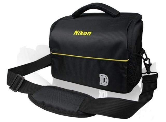 Чохол сумка Nikon, протиударна Фото сумка Никон ( код: IBF010B )