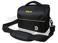 Чохол сумка Nikon, протиударна Фото сумка Никон ( код: IBF010B ), фото 1