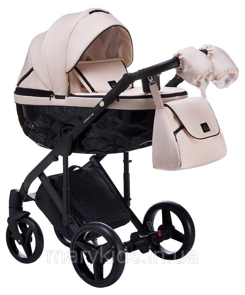 Детская универсальная коляска 2 в 1 Adamex Chantal BC1