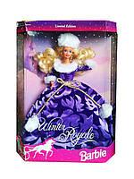 Коллекционная кукла Барби Barbie 1993 Winter Royale Barbie Limited Edition Mattel 10658