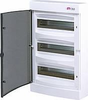 Щит розподільчий зовнішній ETI ECT 36 PT на 36 модулів(3х12)