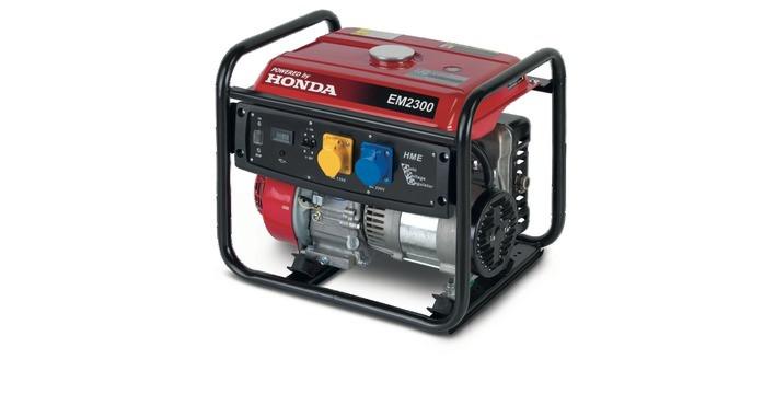 Генератор миниэлектростанция Хонда Honda EM2300 миниелектростанция бензогенератор