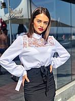 Женская модная блузка  ЛЯ574, фото 1
