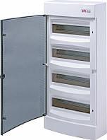 Щит розподільчий зовнішній ETI ECT 48 PT на 48 модулів(4х12)