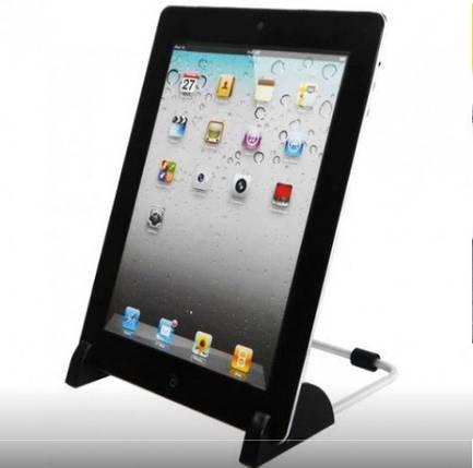Пластиковая подставка для планшета Universal Stand YZ-8890 top-728, фото 2