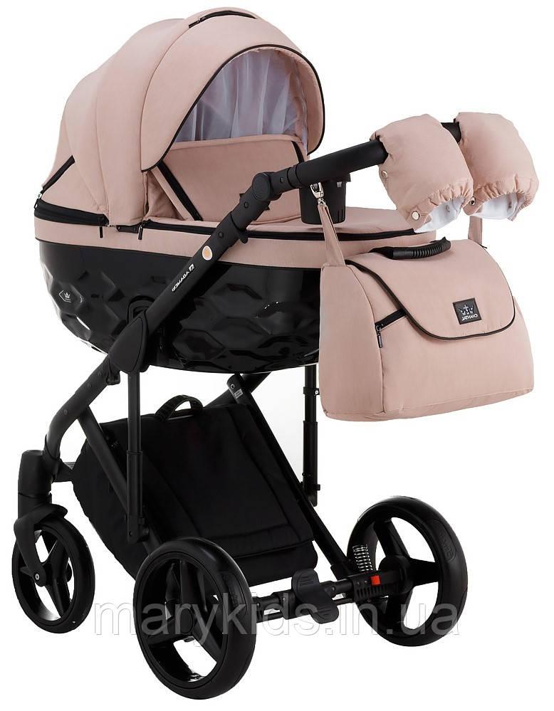 Детская универсальная коляска 2 в 1 Adamex Chantal C222