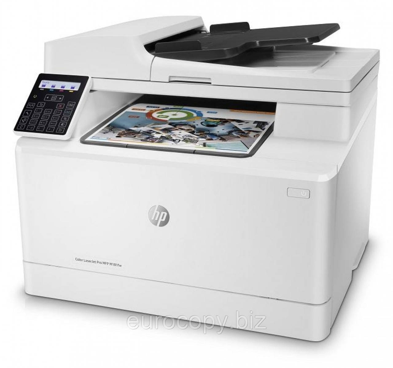 БФП HP LaserJet Pro M181fw Color (T6B71A) з Wi-Fi